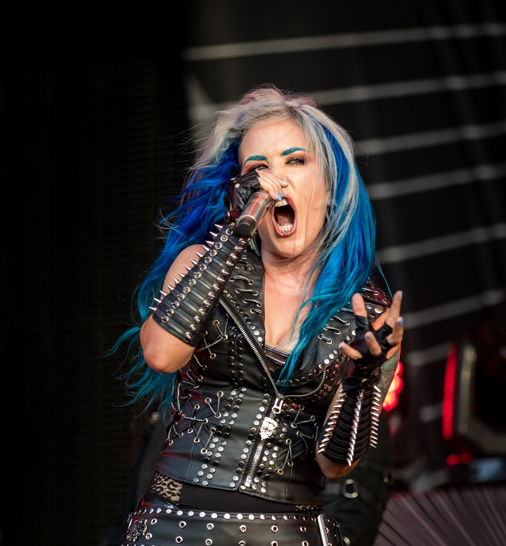 Alissa White-Gluz - The Agonist - Arch Enemy