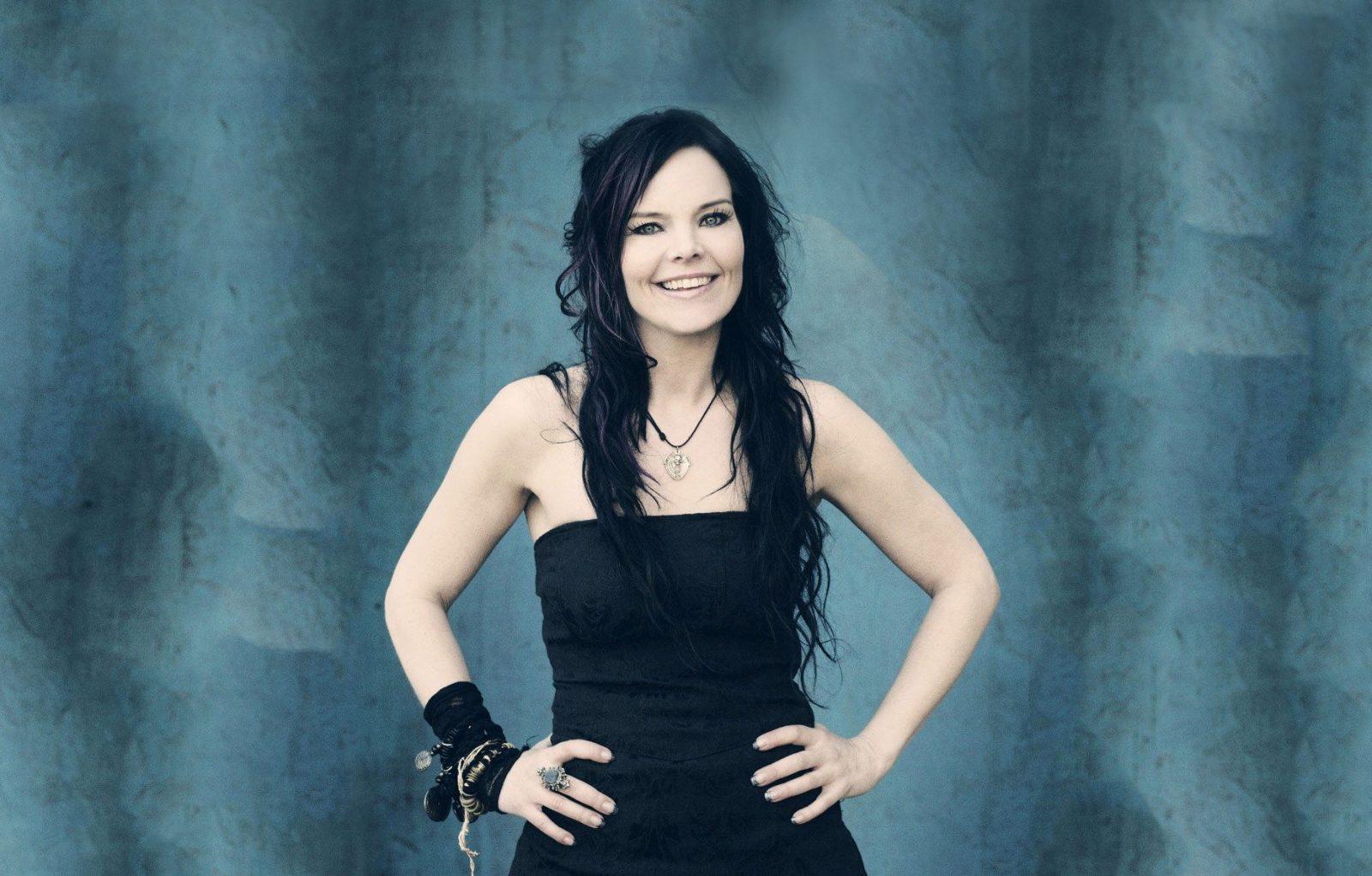 Anette Olzon - Nightwish - Alyson Avenue - The Dark Element