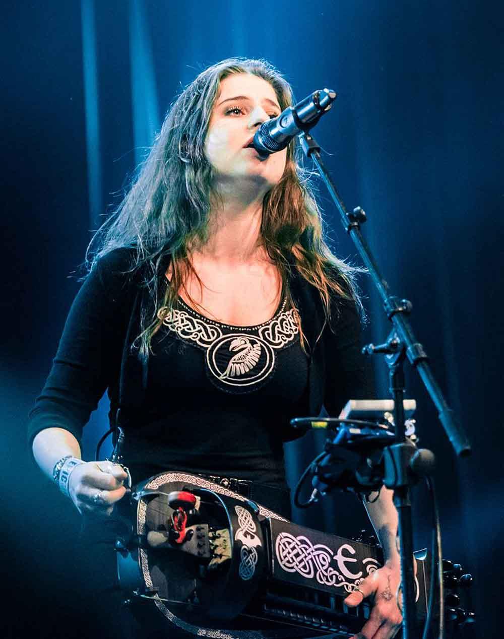 Anna Murphy - Eluveitie
